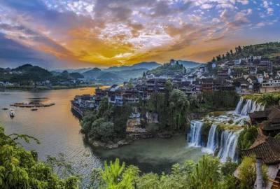芙蓉镇旅游攻略,湘西芙蓉镇自由行旅游攻略详细