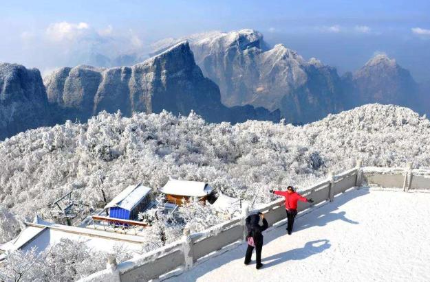 张家界下雪了吗2020 张家界下雪是几月份